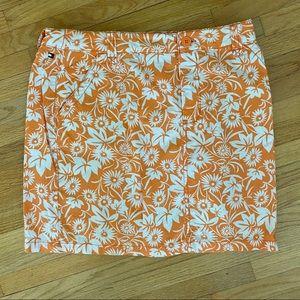 Tommy Hilfiger Hawaiian Floral Skirt